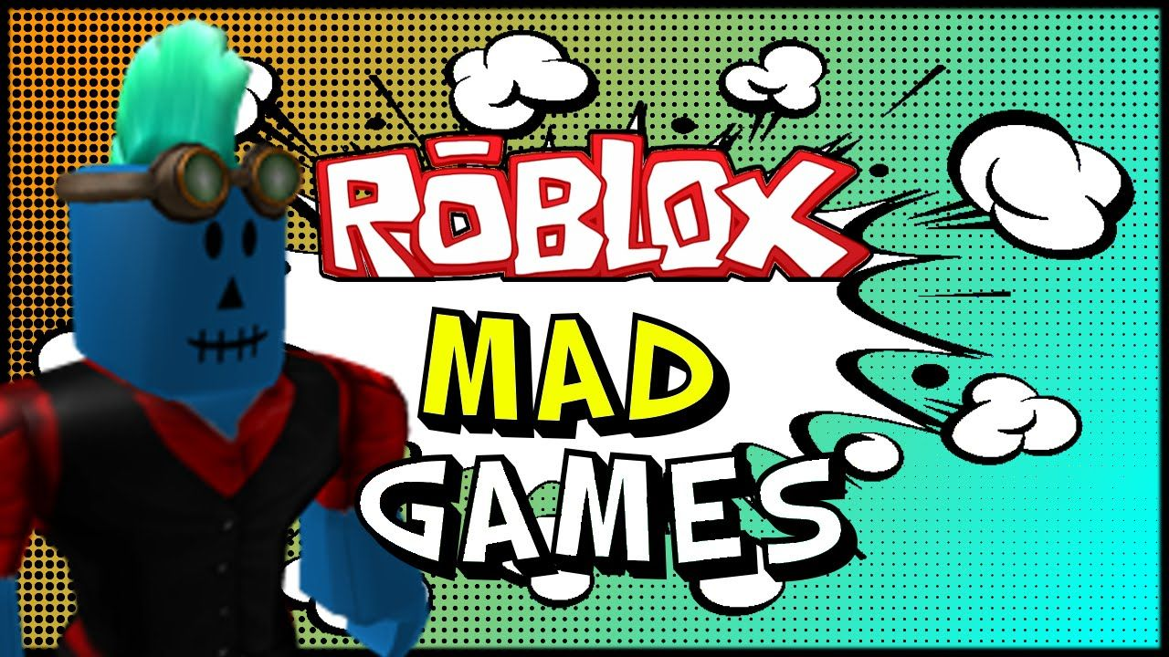 Roblox Mad Games These Games Are Driving Me Crazy Video - how to be good in mad games roblox