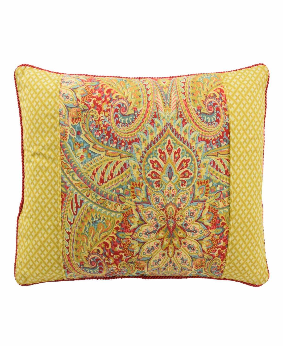 Waverly Swept Away Reversible Oblong Decorative Pillow Reviews Decorative Throw Pillows Bed Bath Macy S