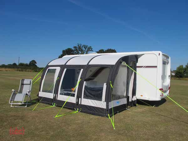 Hugely Anticipated And Massively Popular Inflatable Awning