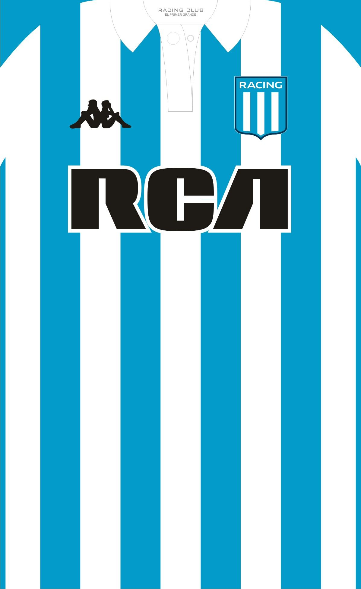 Racing Club Titular 2018 Football Soccer Kits Football Soccer