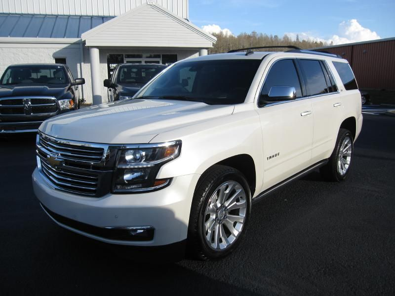 2016 chevrolet tahoe ltz pearl tricoat baby bus. Black Bedroom Furniture Sets. Home Design Ideas