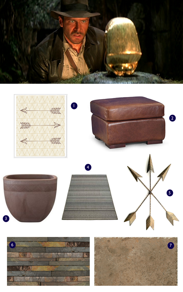 Indiana Jones Create An Adventurous Décor Scheme