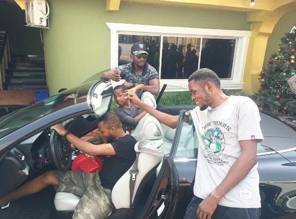 Hard work pays! Denilson Igwe of Mark Angel Comedy buys