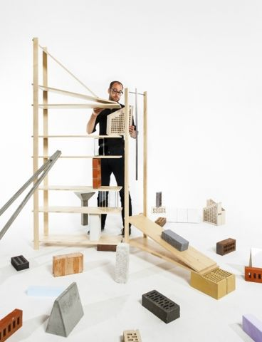 Stacked Objects by Emiel Remmelts - News - Frameweb