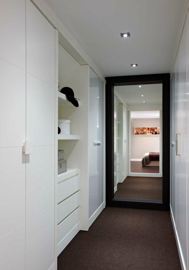 Vestidor con espejo clossets pinte for Espejos de vestidor