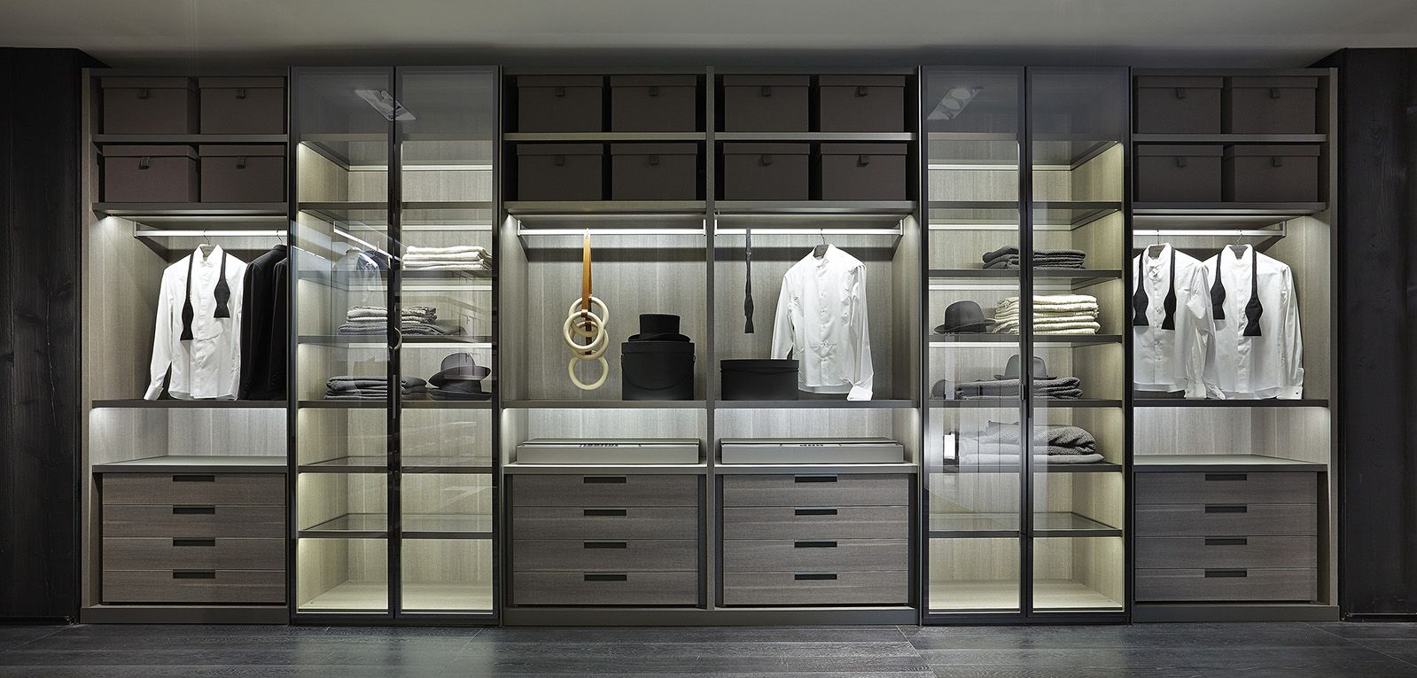 Poliform 2014 Wardrobe System Wardrobe Luxury
