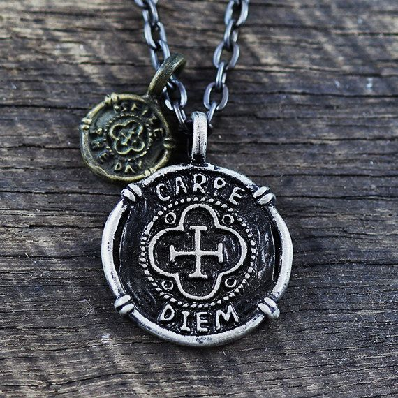 Carpe diem necklace mens jewelry necklace black chain carpe diem carpe diem necklace mens jewelry necklace black chain carpe diem mens necklace mens gift necklace for men jewelry for men boyfriend gift aloadofball Gallery