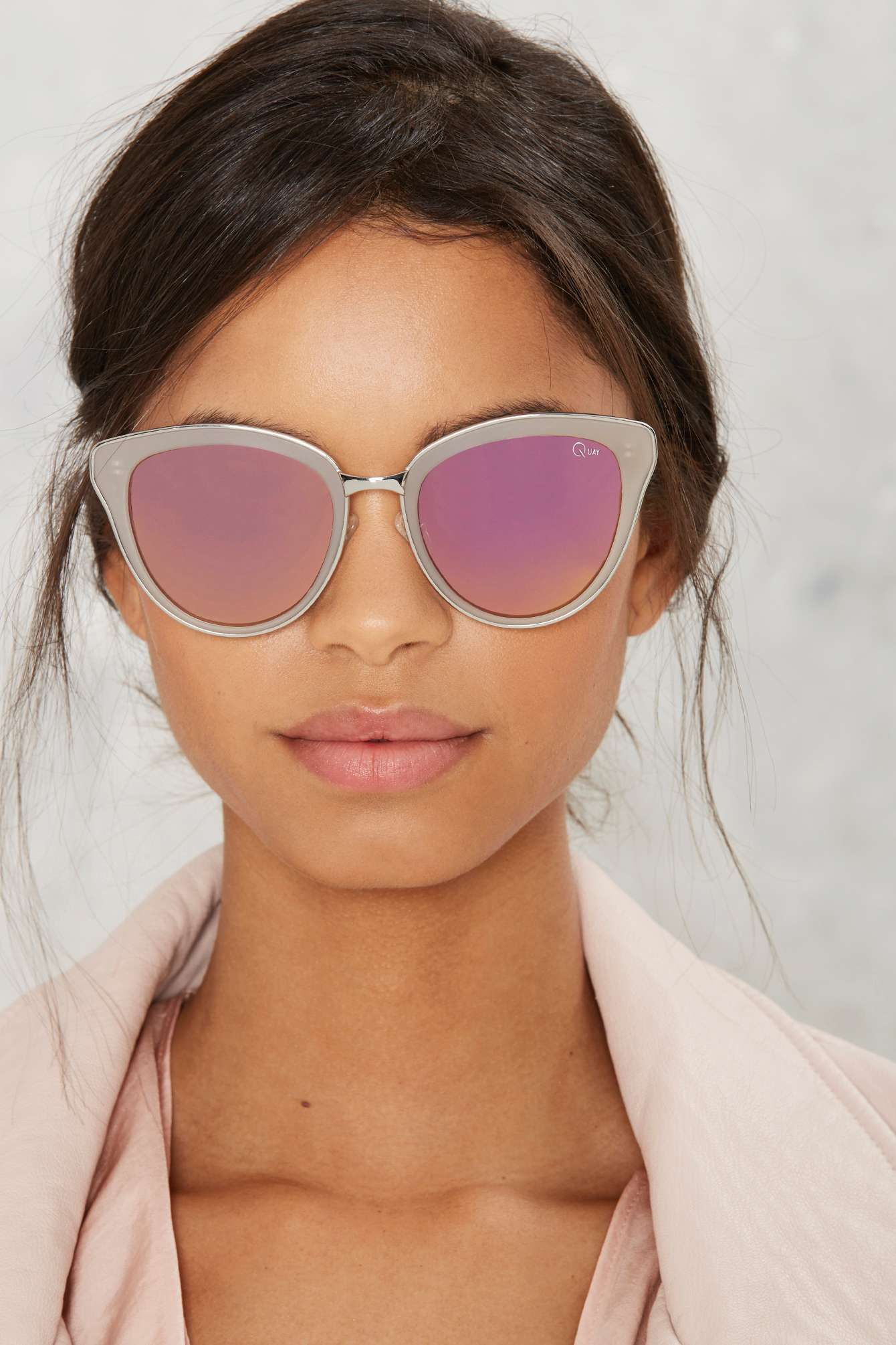 Quay Every Little Thing Cat-Eye Shades   Shop Accessories at Nasty Gal! a674b3451a