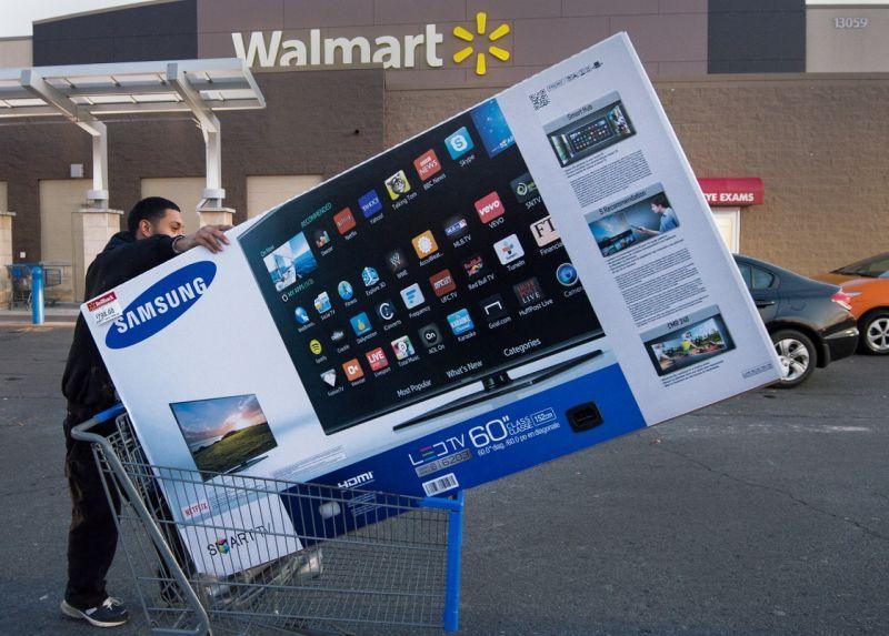 Samsung Tvs At Walmart Black Friday 2020 Sale Tv Deals Samsung Tvs Smart Tv