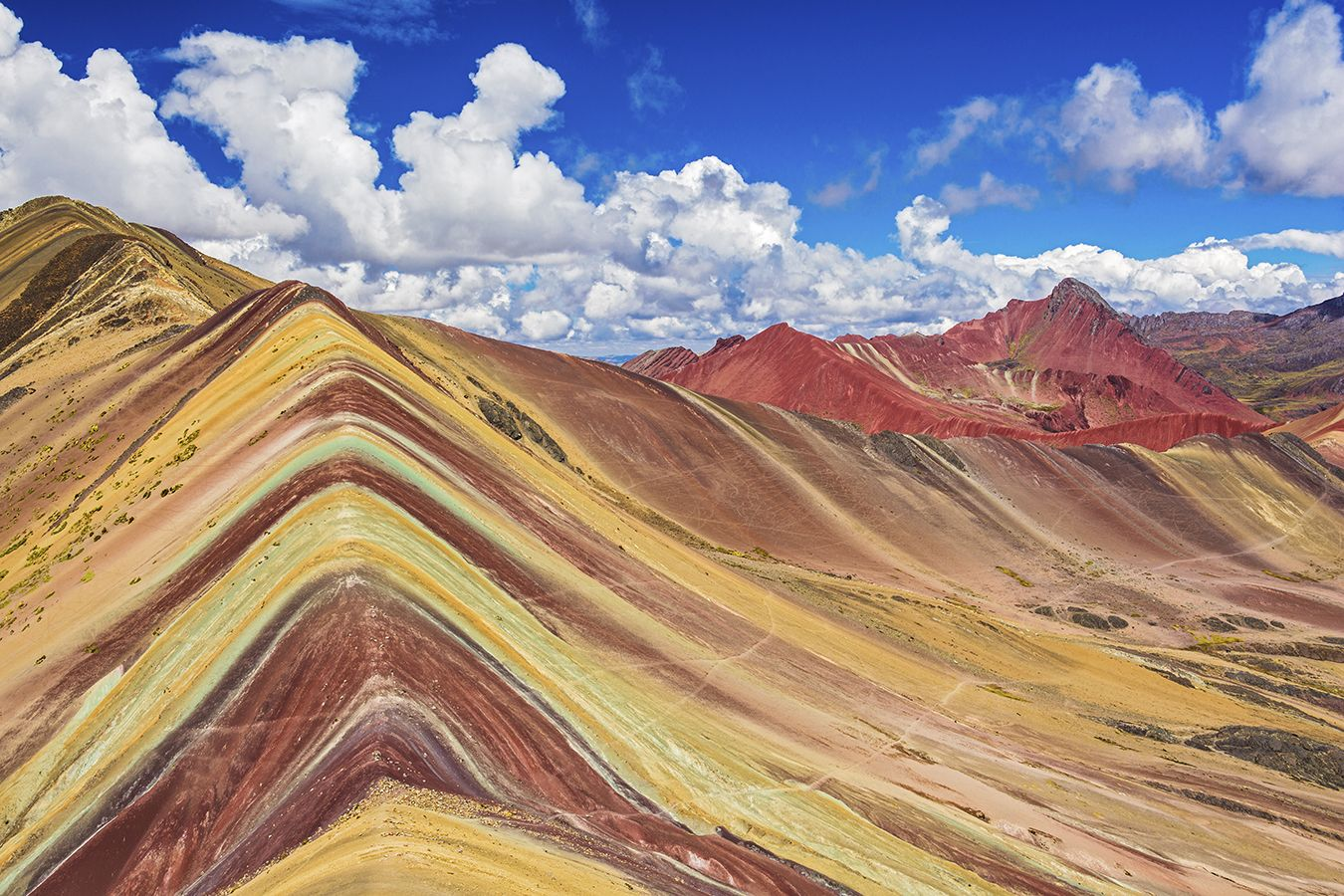 Why You Should Climb Peru\'s Rainbow Mountains Now in 2018 | Places ...