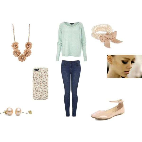 """Nude love!"" by samzx on Polyvore"