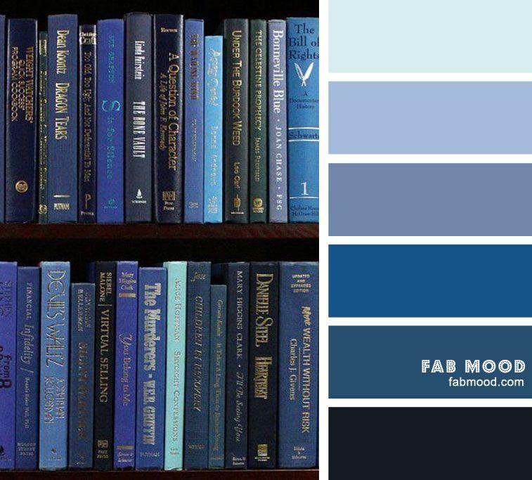 Shades Of Blue Color Palette In 2020 Blue Colour Palette Blue