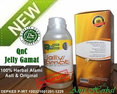 Qnc Jelly Gamat Untuk Jerawat Dan Bopeng