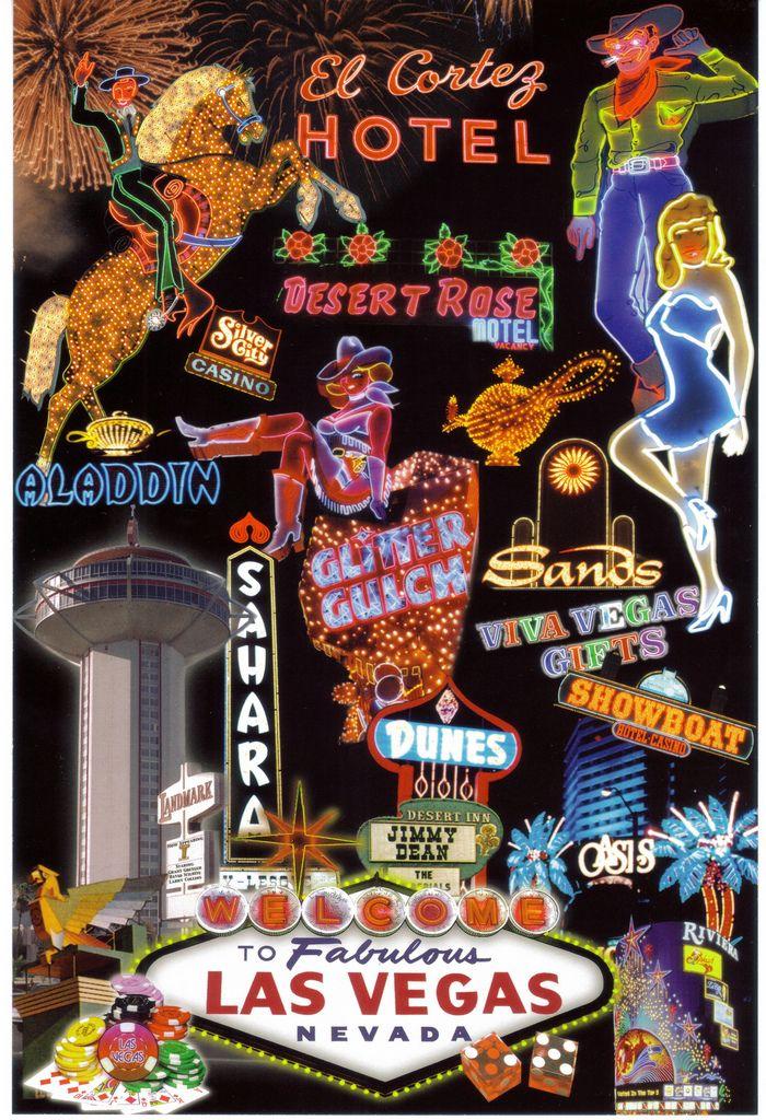 Fabulous Las Vegas Neon signs, Las vegas, Vegas