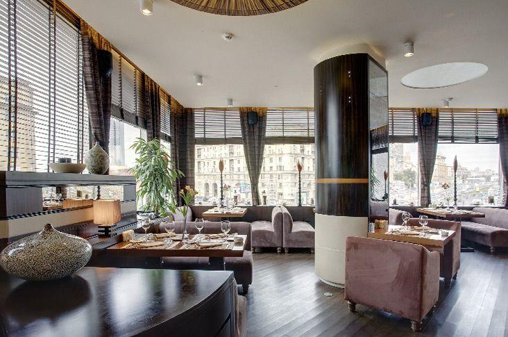 23 Most Awesome Interior Designs for Restaurants | Restaurant design ...