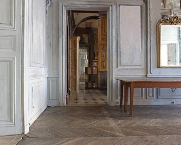 Wonderful patina and floors