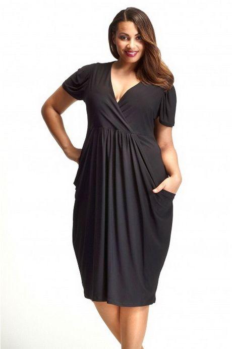 Modele de robe pour femme forte
