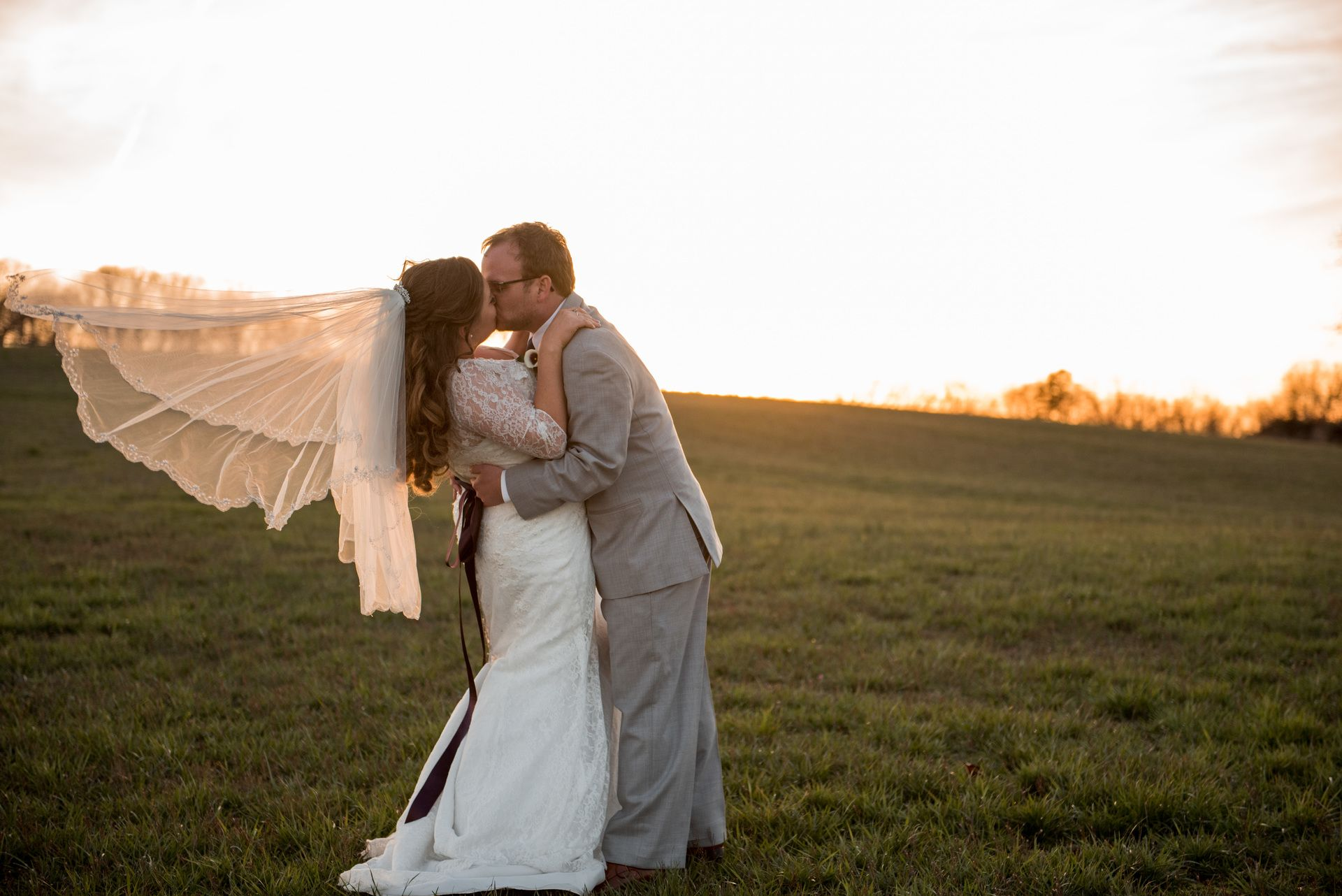 Rustic Winter Wedding At The Reserve At Bluebird Hill