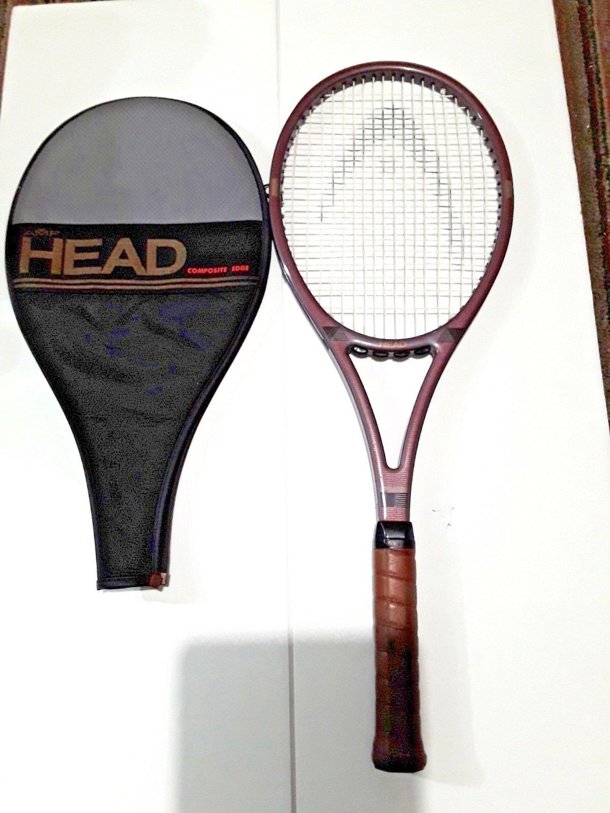 Head Graphite Composite Edge 81 5 Head Tennis Racquet Vintage Nice By Fchoicevintage On Etsy Etsy Tennis Tennisracquet Tennis Racquet Head Tennis Racquets