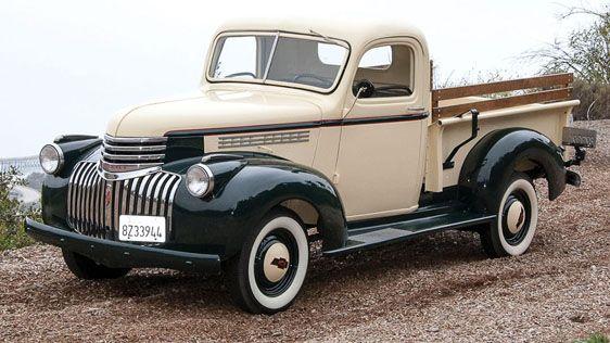 1941 Chevrolet 1 2 Ton Pickup California Classic Pickup Trucks Classic Cars Trucks Cool Trucks