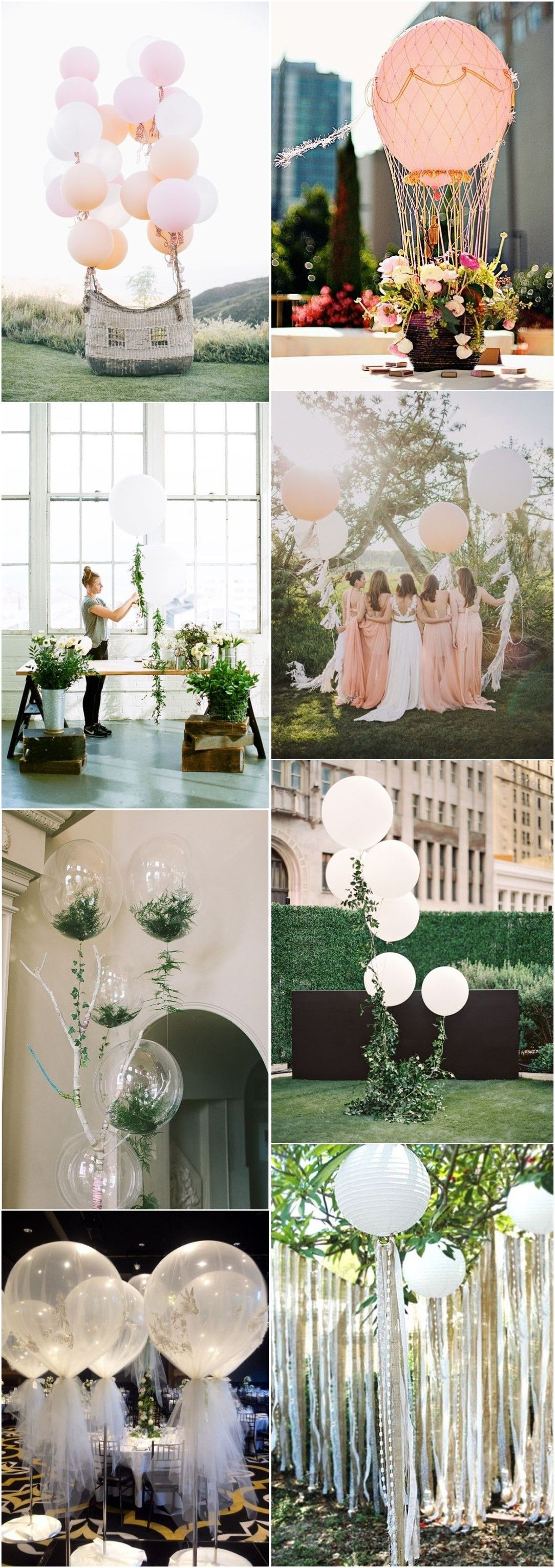 Wedding decoration ideas with balloons   Fun and Creative Balloon Wedding Decoration Ideas  Decoration