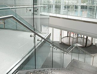 Best Pin On Modern Steel Glass Stairs We Love 400 x 300