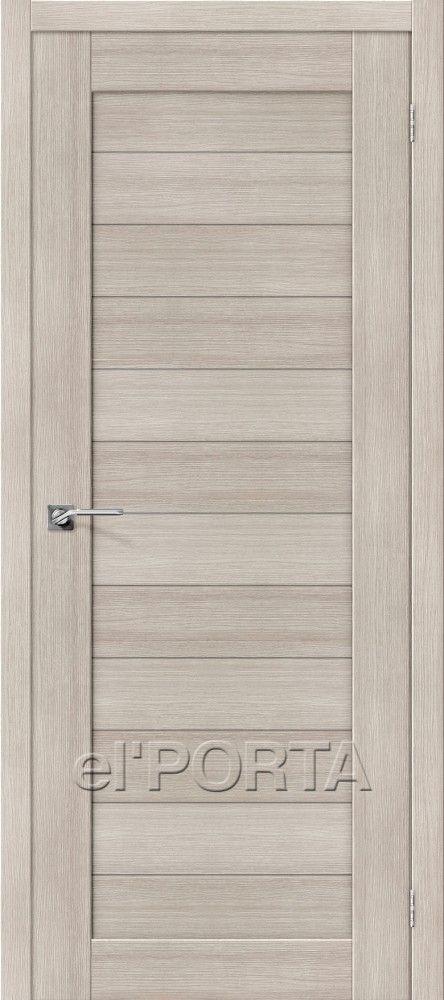 The Door Factory ElPORTA Model Porta Cappuccino Solid Wood - Porta 21
