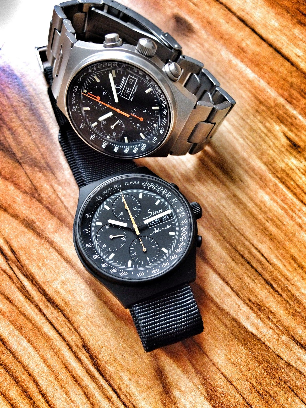 It S A Sin N A Black Sinn Manner Uhren Uhren Und Vintage Uhren