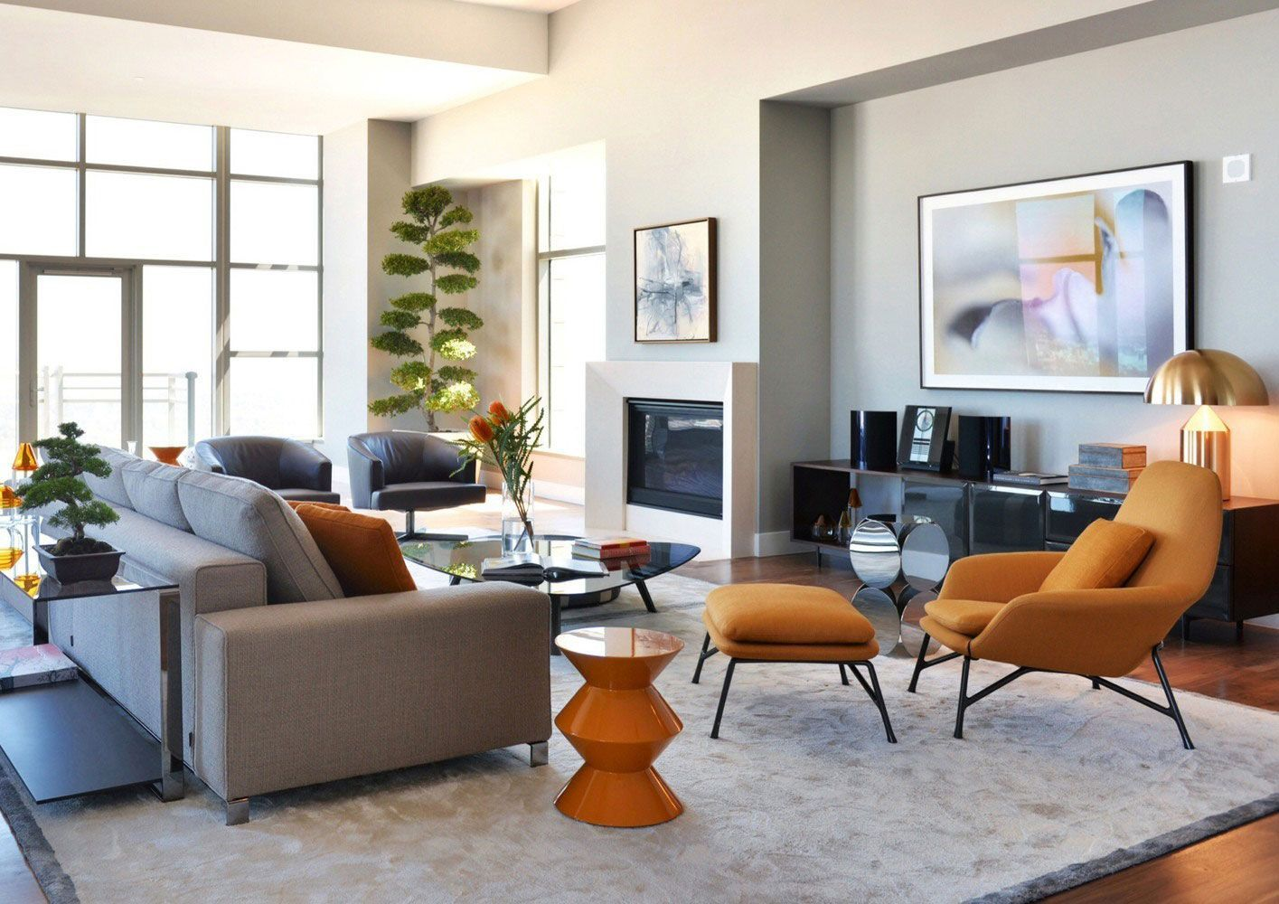 Carlyle Residence Penthouse by Minotti - CAANdesign   Home Design ...