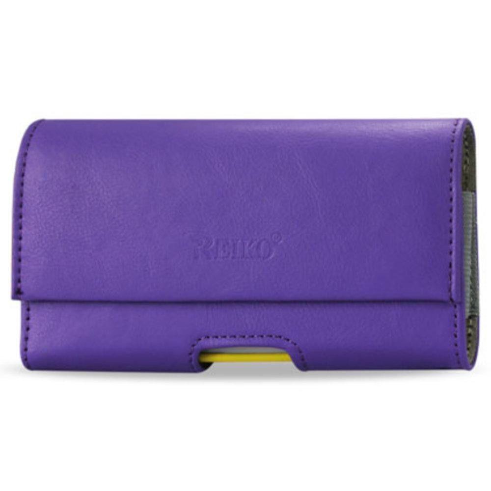 Reiko Horizontal Pouch Samsung Galaxy S Iii I9300 Plus Purple