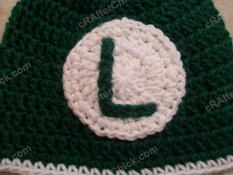 Mario And Luigi Beanie Hats Crochet Pattern Crafterchick Free