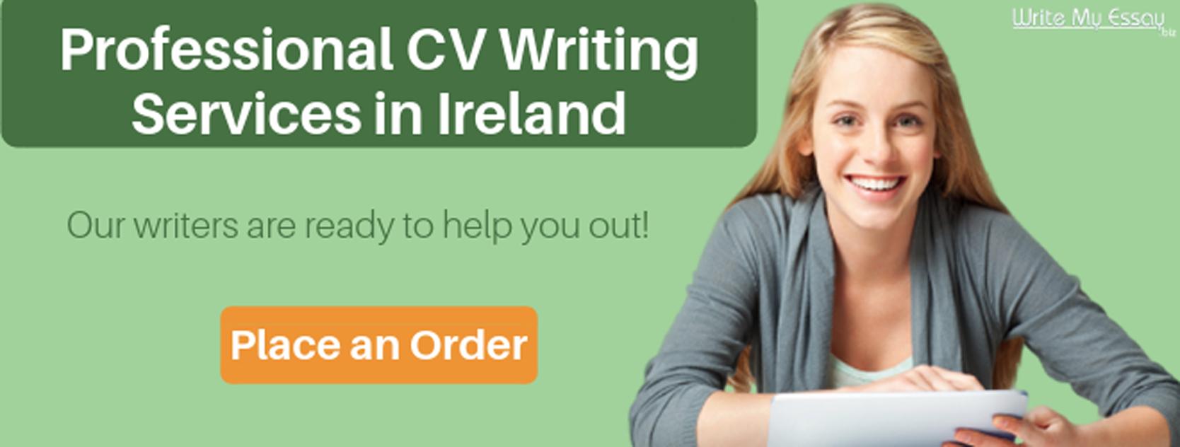 Cv writing service ireland
