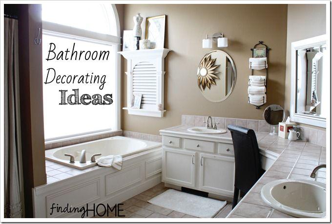 7 Bathroom Decorating Ideas Master Bath Finding Home Farms Bathroom Interior Design Master Bathroom Design Master Bathroom Decor