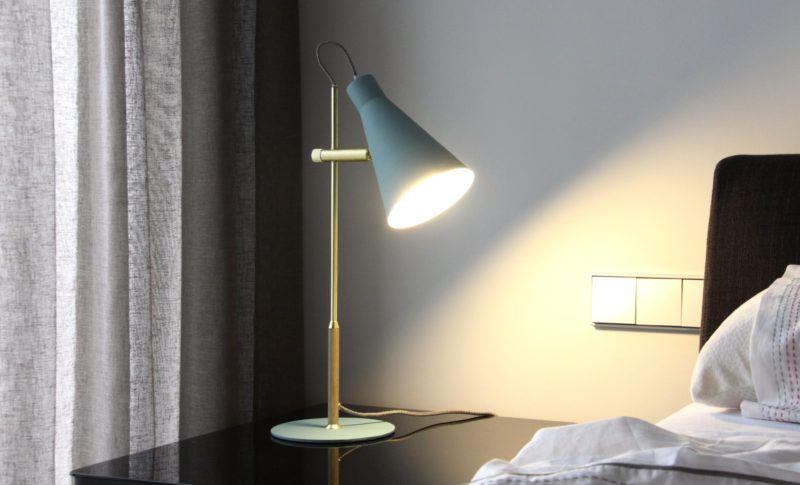 Lámparas de mesita de noche, un elemento decorativo y funcional a la ...