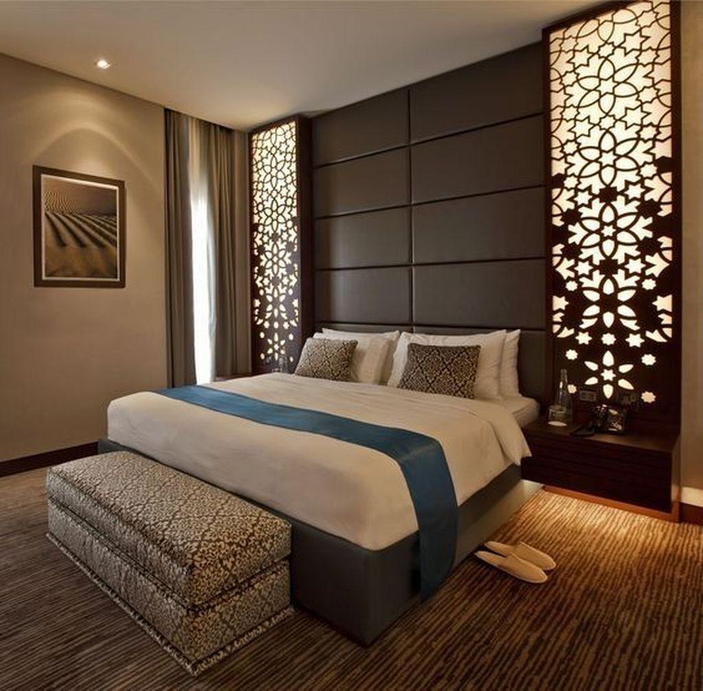 40 Beautiful Lighting Ideas For Modern Bedroom Simple Bedroom