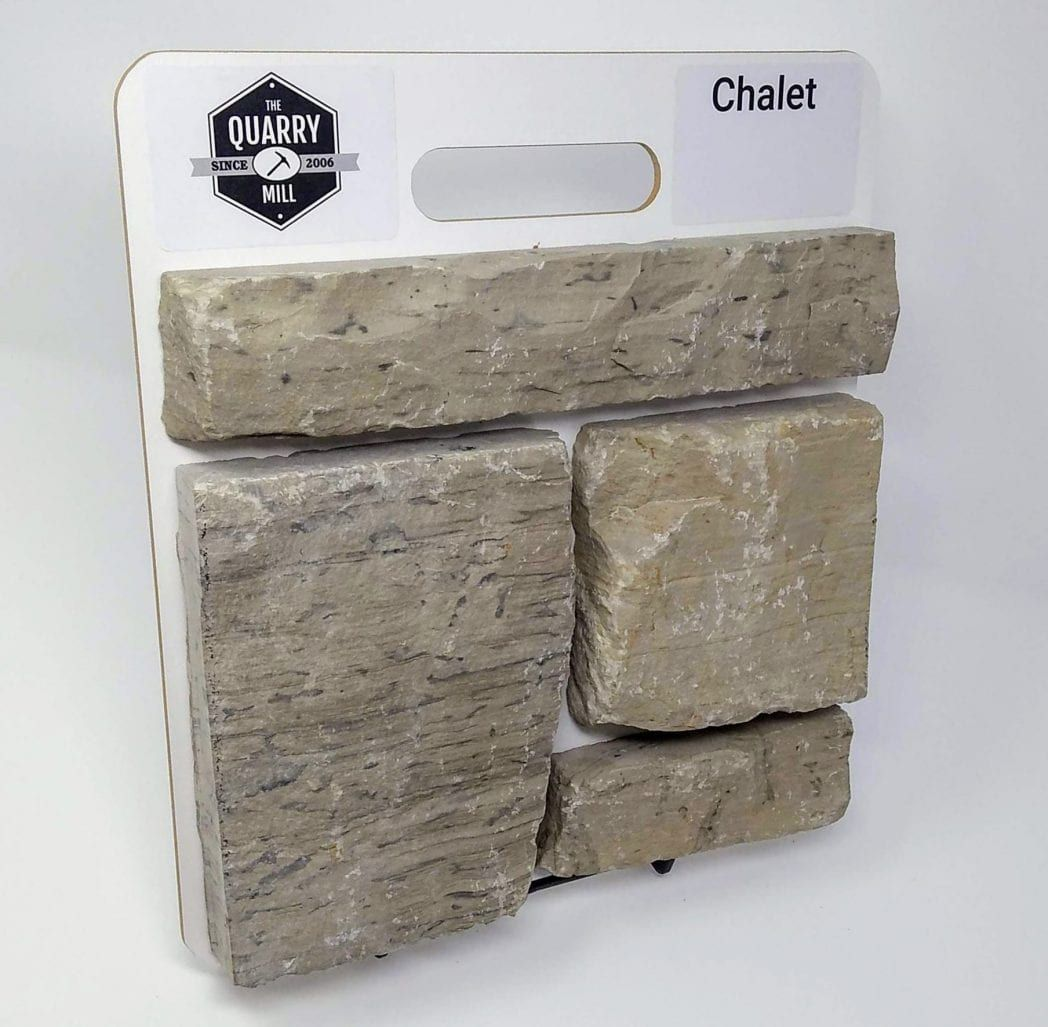 Chalet - Natural Thin Stone Veneer | Quarry Mill