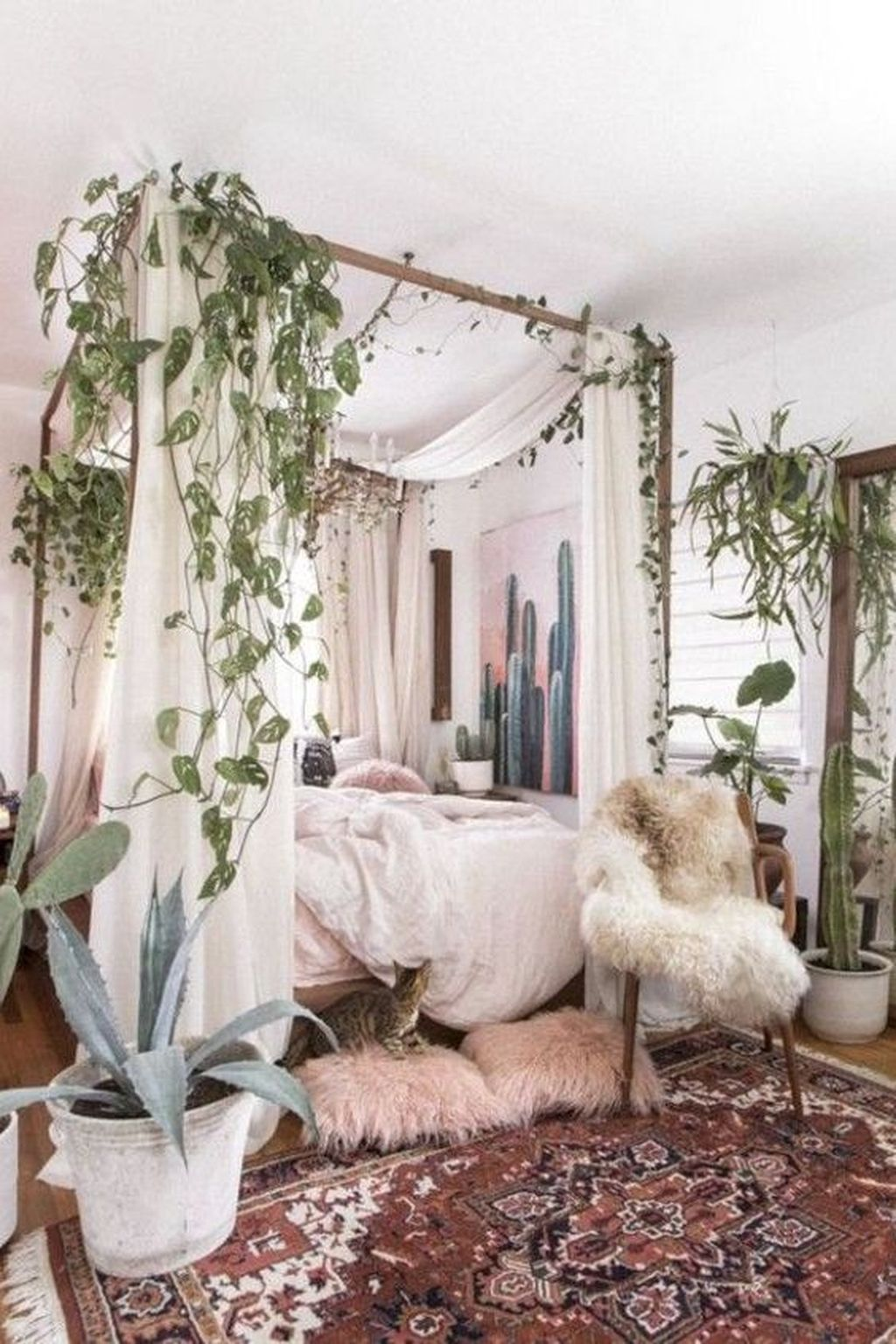 34 Awesome Boho Chic Bedroom Decor Ideas In 2020 Boho Chic