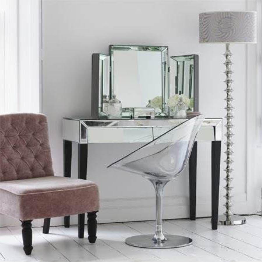 Mirrored Bedroom Mirrored Bedroom Vanity