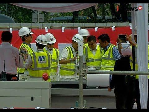 Live Report : Terkait Pengeboran MRT Tahap Pertama - iNews Siang 22/09