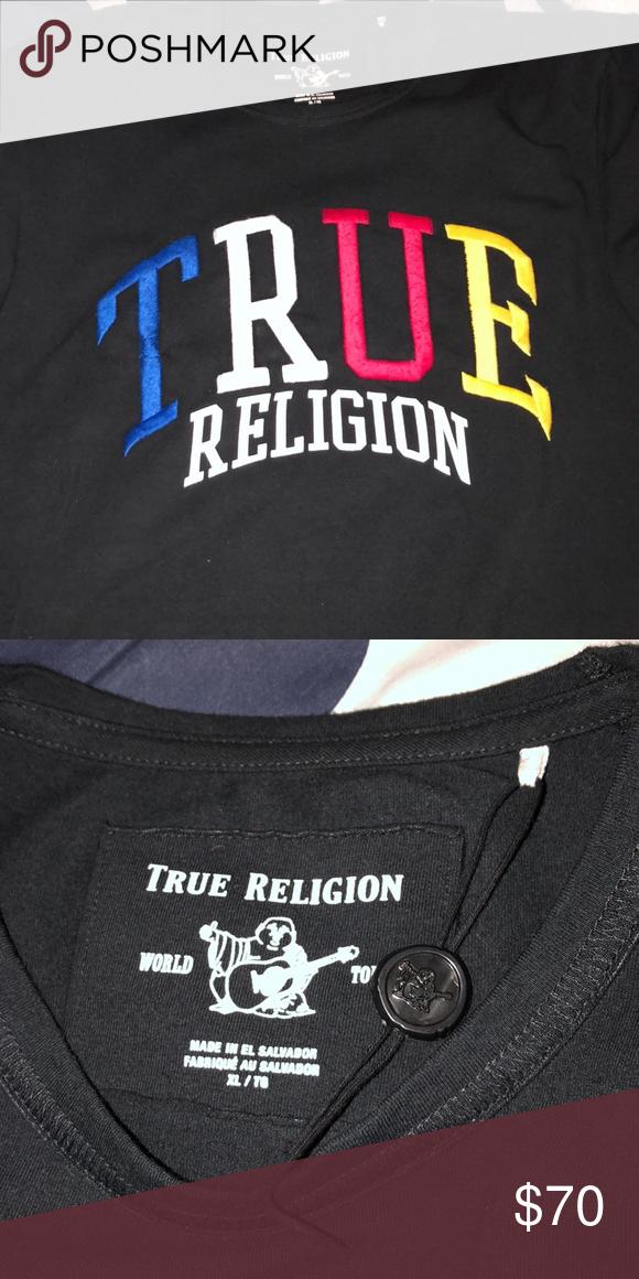 Pin On True Religion Tee