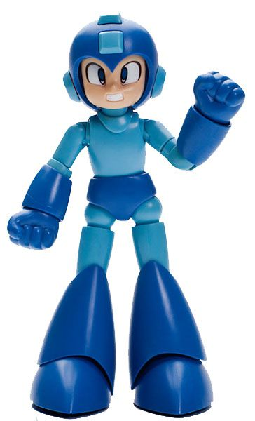 Classic Nintendo Mega Man Figure