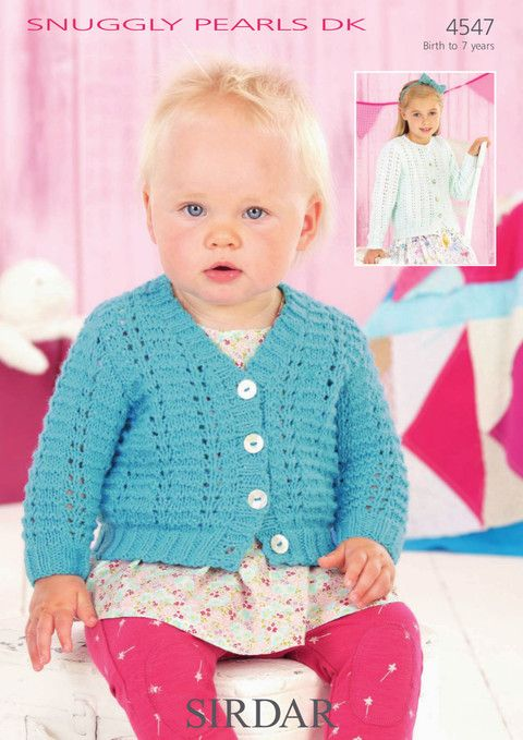 Patternfish The Online Pattern Store Children S Knit Cardigans