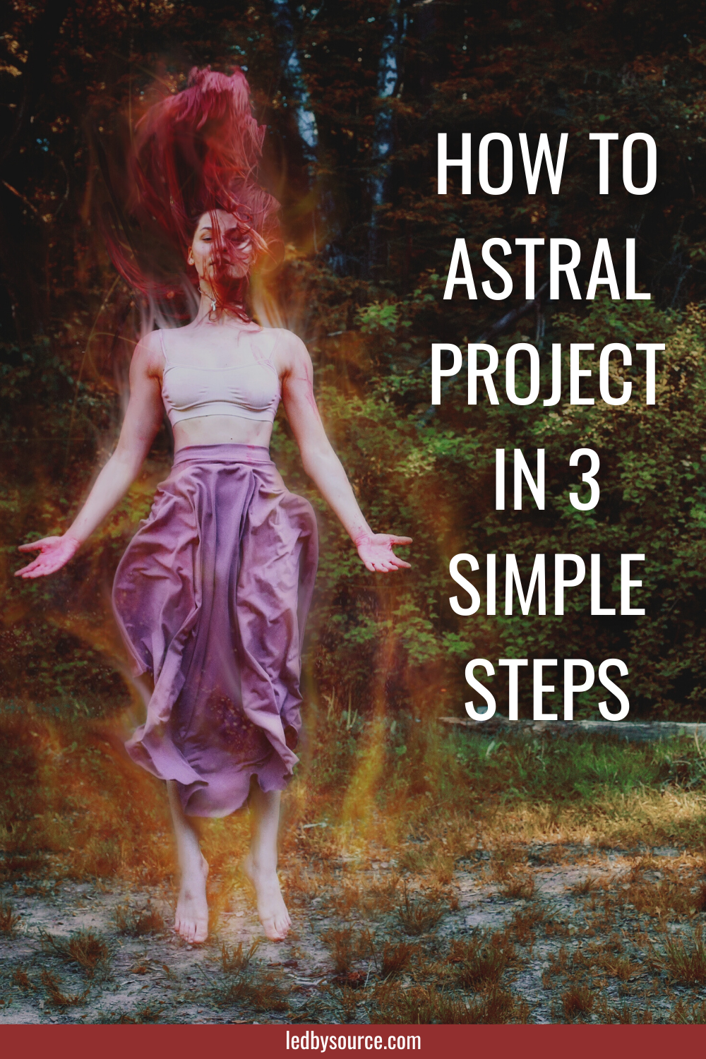 How To Astral Project In 3 Steps