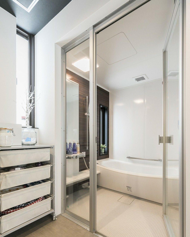 縁が奏でる家 バスルーム In 2020 Home Room Divider Home Decor