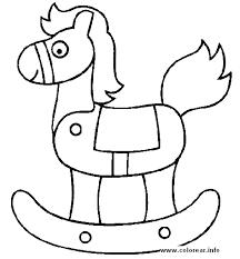 Image Result For Caballitos De Madera Para Ninos Juguetes Para Colorear Dibujos Infantiles Dibujos Para Colorear
