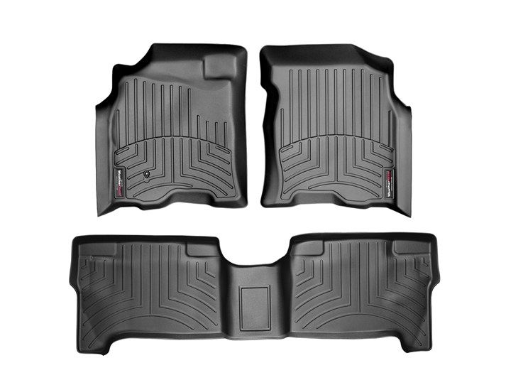 2006 Toyota Tundra Weathertech Floorliner Custom Fit Car Floor Protection From Mud Water Sand And Salt Weather Tech Toyota Tundra Accessories Toyota Tundra