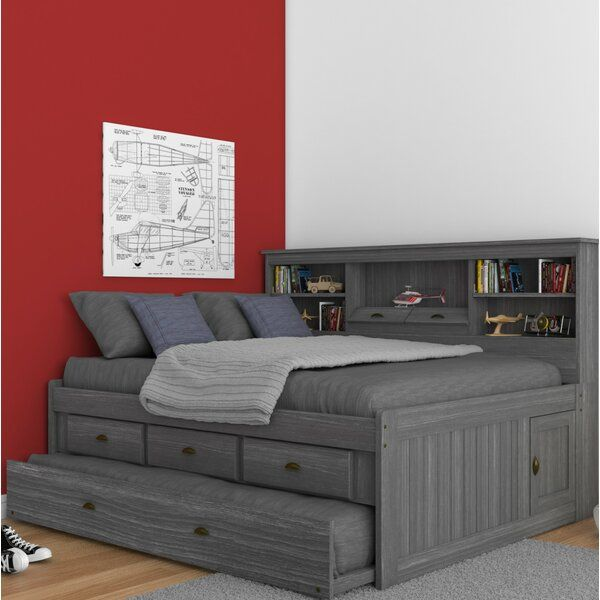 Best Basinger Bookcase Full Mate S And Captains S Bed With 3 400 x 300