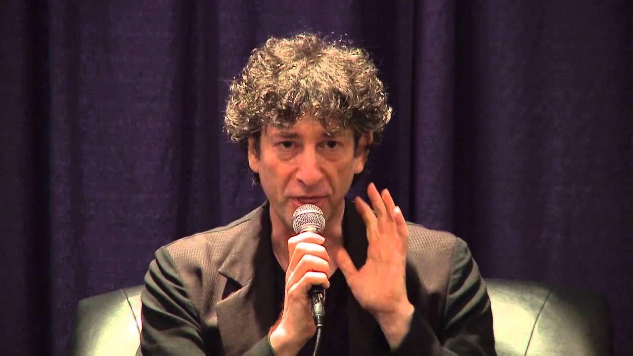 BEA 2013:  Neil Gaiman