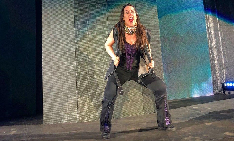 Nikki Cross Works WWE SmackDown Live Event | Wwe live events, Wwe womens, Wwe female wrestlers