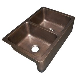 Renovations by Thompson Traders 14-Gauge Double-Basin Drop-in or ...